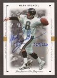 2000 Upper Deck SP Authentic Buy Back Autographs #31 Mark Brunell 99SPA /620