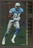 2000 Upper Deck SP Authentic Buy Back Autographs #82 Herman Moore 94SP /333