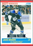 2010/11 Score #648 Jake Muzzin RC 10 Card Lot