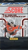 2011/12 Score Hockey Retail 24-Pack Lot