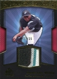 2004 SP Game Used Patch Star Potential #DW1 Dontrelle Willis Arm Down 27/35