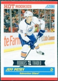 2010/11 Score #658 Jeff Petry RC 10 Card Lot