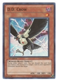 Yu-Gi-Oh Legendary Collection 2 Single D.D. Crow Super Rare
