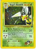 Pokemon Gym Challenge 1st Edition Single Koga's Beedrill 9/132