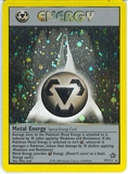 Pokemon Neo Genesis Single Metal Energy 19/111