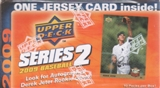 2009 Upper Deck Series 2 Baseball Blaster Box