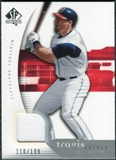 2005 Upper Deck SP Authentic Jersey #95 Travis Hafner /199