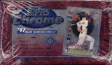 1997 Topps Chrome Baseball Hobby Box