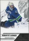 2010/11 Panini All Goalies #85 Roberto Luongo 100 Card Lot