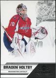 2010/11 Panini All Goalies #89 Braden Holtby 100 Card Lot