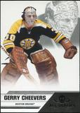 2010/11 Panini All Goalies #93 Gerry Cheevers 100 Card Lot