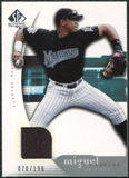 2005 Upper Deck SP Authentic Jersey #69 Miguel Cabrera /199
