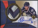 2008/09 Ultimate Collection Hockey Derick Brassard Rookie Patch Auto #23/25