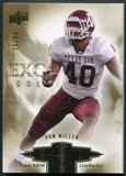 2010 Exquisite Collection Draft Picks #ERVM Von Miller 15/99