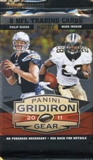 2011 Panini Gridiron Gear Football Hobby Pack
