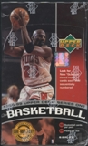 1998/99 Upper Deck Series 1 Basketball Prepriced Box