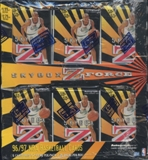1996/97 Skybox Z-Force Series 1 Basketball Prepriced Box