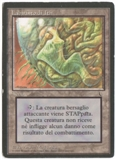 Magic the Gathering Dark Single Maze of Ith Italian - MODERATE PLAY (MP)