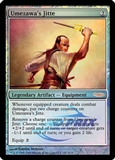 Magic the Gathering Promo Single Umezawa's Jitte Foil (DCI)