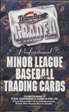 2001 Team Best Graded Baseball Hobby Box