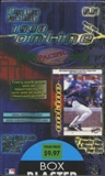 1998 Pacific Online Baseball Blaster Box