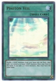 Yu-Gi-Oh Photon Shockwave Single Photon Veil Ultra Rare