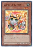 Yu-Gi-Oh Photon Shockwave Single Wind-Up Kitten Ultra Rare