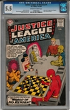 Justice League of America #1 CGC 5.5 (OW-W) *1099816001*