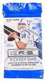 2010 Panini Rookies & Stars Football Retail 24-Pack Lot