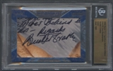 2009 Razor Cut Signature National Edition Buster Crabbe Cut Auto #1/1