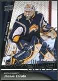 2009/10 Upper Deck #239 Jhonas Enroth Young Gun RC
