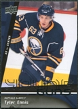2009-10 Upper Deck #453 Tyler Ennis Young Gun RC