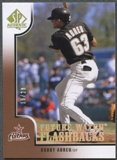 2009 Upper Deck SP Authentic Baseball Bobby Abreu Flashbacks #19/29