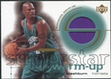2001/02 Upper Deck Ovation Superstar Warm-Ups #JM Jamal Mashburn