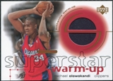 2001/02 Upper Deck Ovation Superstar Warm-Ups #MO Michael Olowokandi