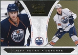 2010/11 Panini Luxury Suite Gold #231 Jeff Petry RC /10