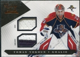 2010/11 Panini Luxury Suite Jerseys Prime #29 Tomas Vokoun /150