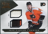 2010/11 Panini Luxury Suite Jerseys Prime #51 Jeff Carter /150