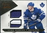 2010/11 Panini Luxury Suite Jerseys Prime #69 Luke Schenn /150