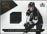 2010/11 Panini Luxury Suite #31 Anze Kopitar Jersey /599