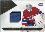 2010/11 Panini Luxury Suite #37 Carey Price Jersey /599
