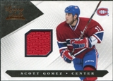 2010/11 Panini Luxury Suite #38 Scott Gomez Jersey /525