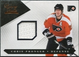 2010/11 Panini Luxury Suite #50 Chris Pronger Jersey /599