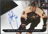 2010/11 Panini Luxury Suite #110 Keith Primeau Autograph /199