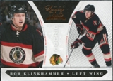 2010/11 Panini Luxury Suite #185 Rob Klinkhammer /899