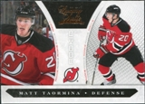 2010/11 Panini Luxury Suite #207 Matt Taormina /899