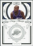 2009/10 Panini Playoff National Treasures #172 Danny Manning /99