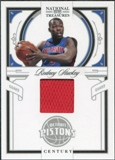 2009/10 Panini Playoff National Treasures Century Materials #29 Rodney Stuckey /99