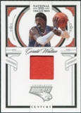 2009/10 Panini Playoff National Treasures Century Materials #38 Gerald Wallace /99