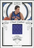 2009/10 Panini Playoff National Treasures Century Materials #98 Danilo Gallinari /15
